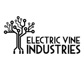Electric Vine Industries logo.