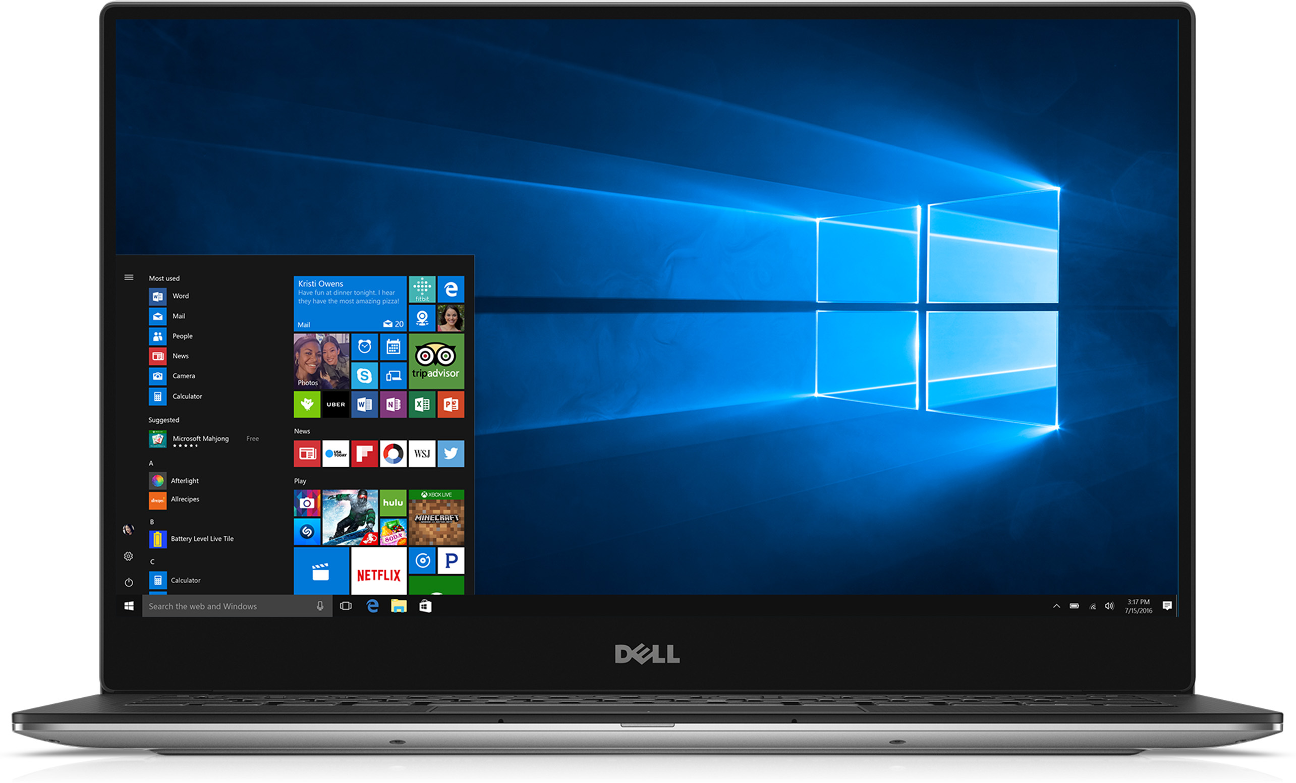 Microsoft Store Dell XPS 13 9360 touch $999