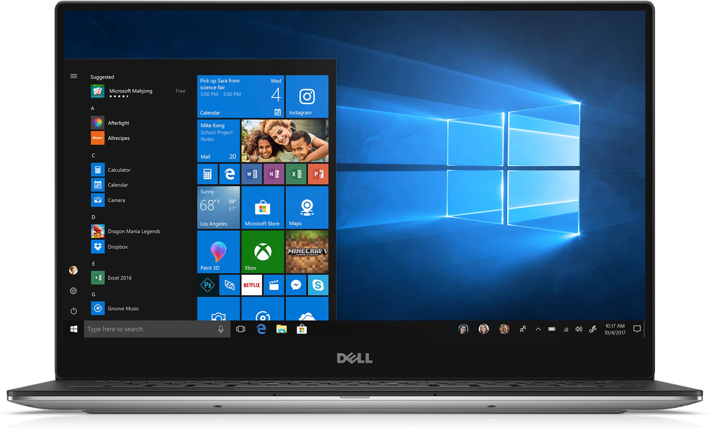 Dell XPS 13 9360 XPS9360-5210SLV-PUS Laptop