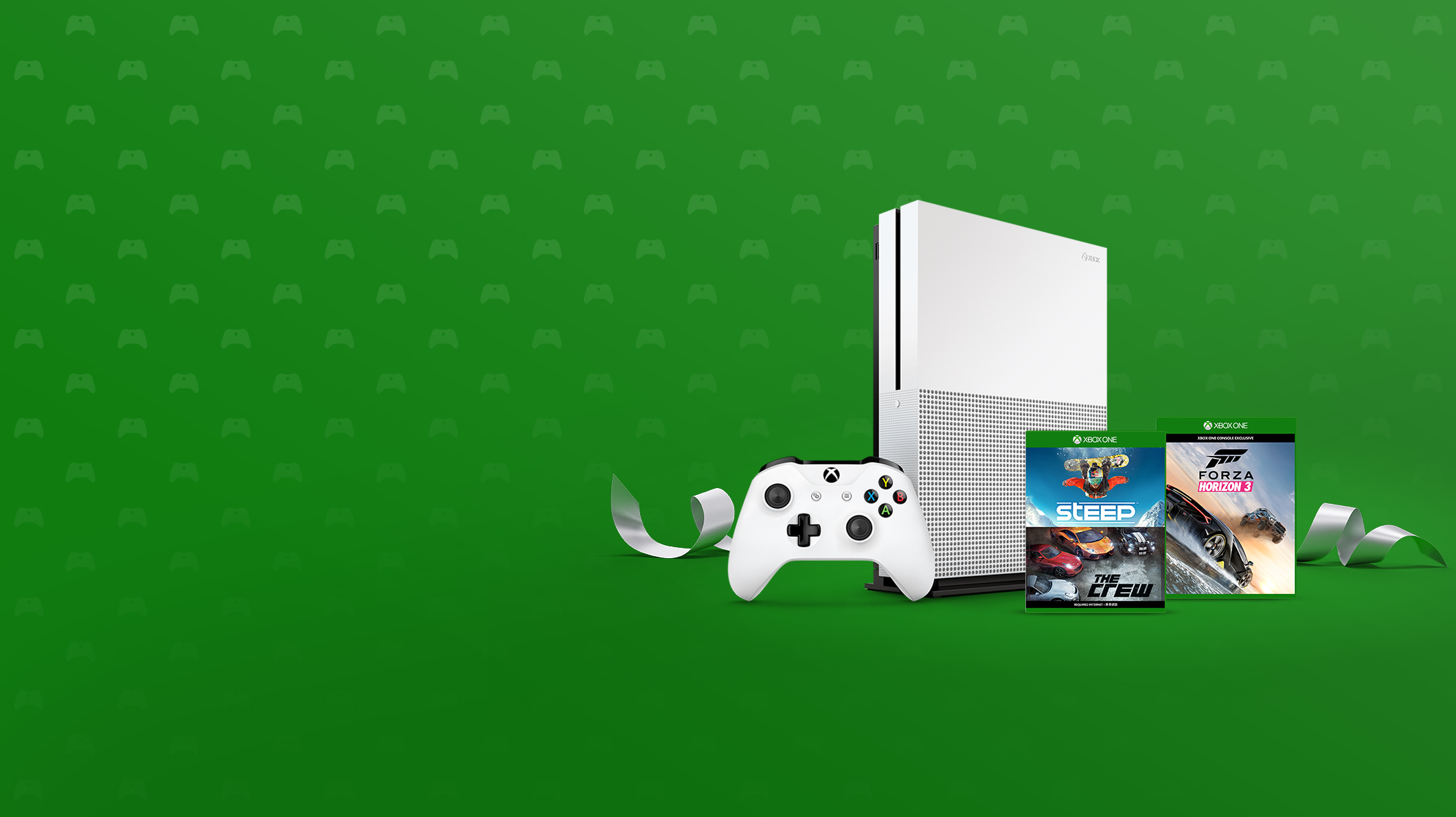 3 games with Xbox One S 1TB console. Now from $569