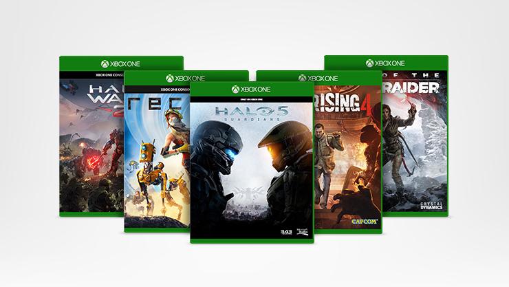 Xbox One-spel