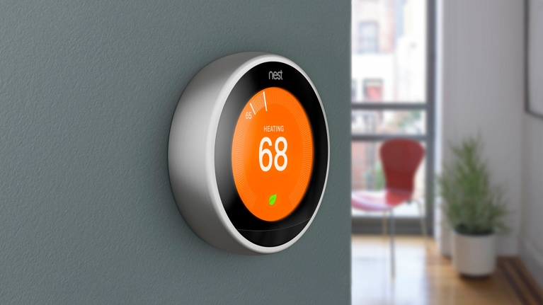 Buy Nest Learning Thermostat (3rd Gen) - Microsoft Store