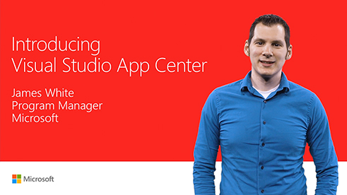 Image thumbnail for Introduction to Visual Studio App Center  video