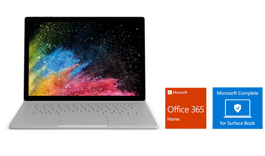 Surface Book Essentials Bundle