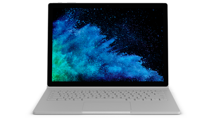 Surface Book 2 in laptop mode