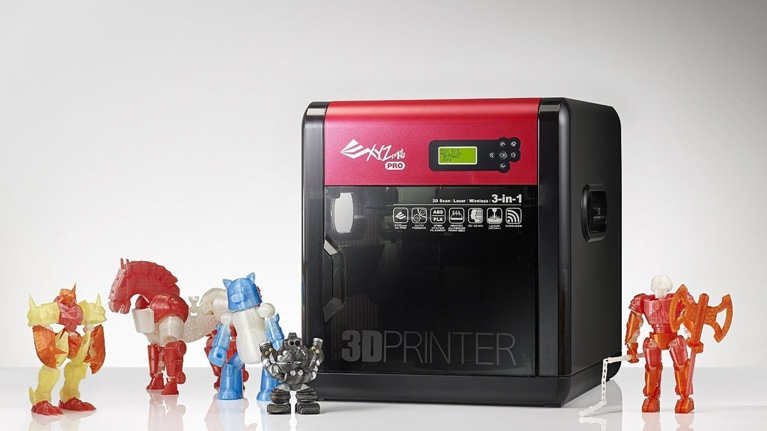 Buy XYZprinting da Vinci 1 0 Pro 3-in-1 3D Printer - Microsoft Store
