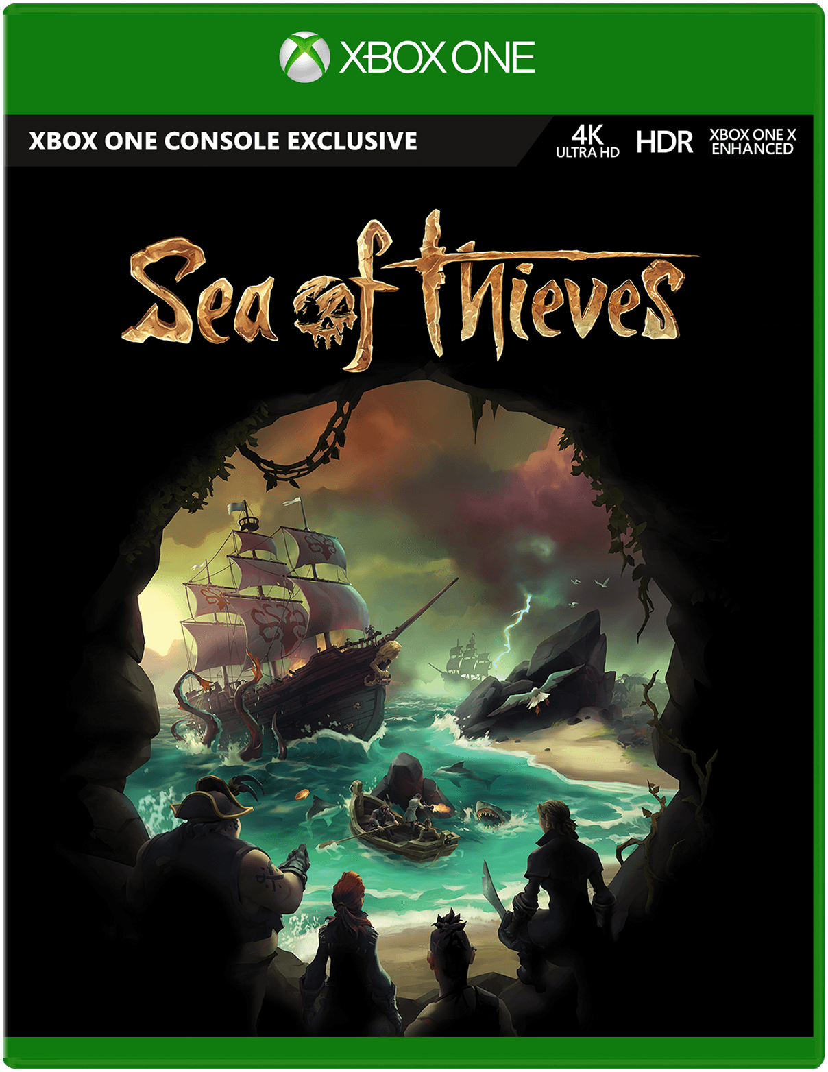 Image of Sea of Thieves per Xbox One