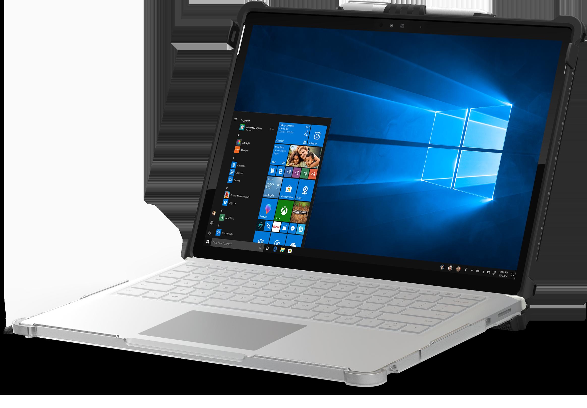 UAG Plasma Ice Case for Surface Book