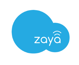 Zaya's logo