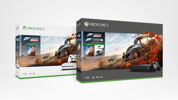 Bon plan Cyber Monday : 100 € de réduction immédiate sur tous les packs consoles Xbox One S et Xbox One X