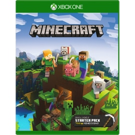 Minecraft Starter Collection Spiel für Xbox One
