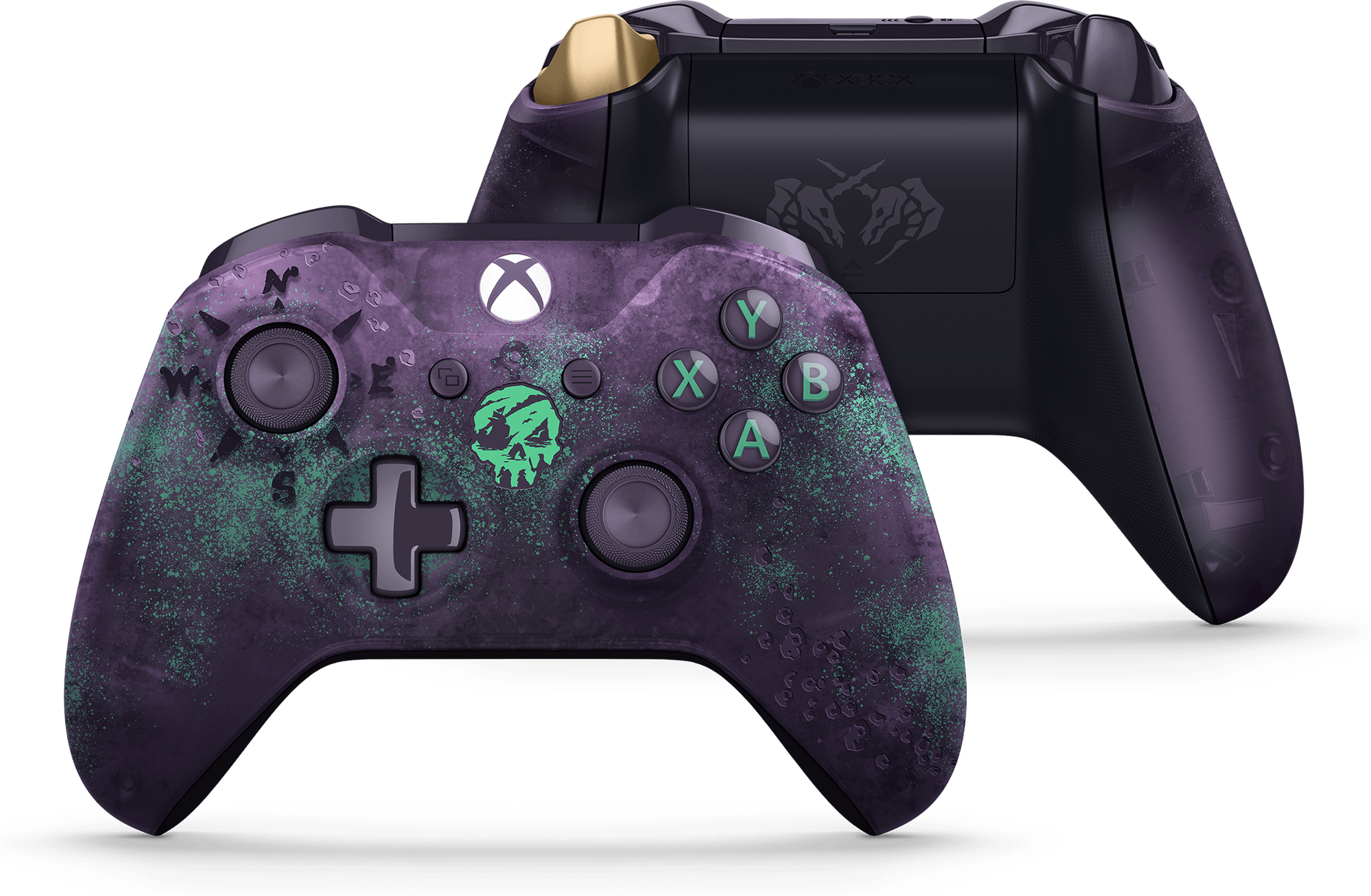 Sea of Thieves limited edition Xbox One controller