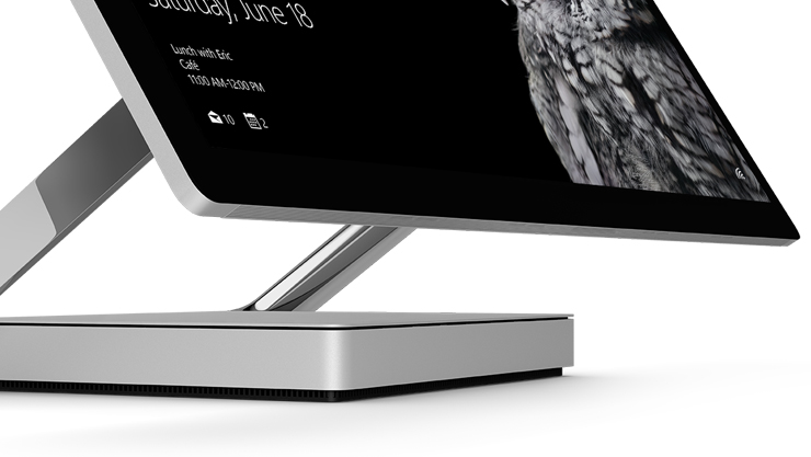 Surface studio angled right facing cropped