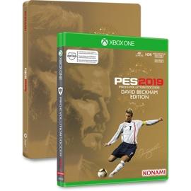 Cover of Pro Evolution Soccer 2019 David Beckham Edition