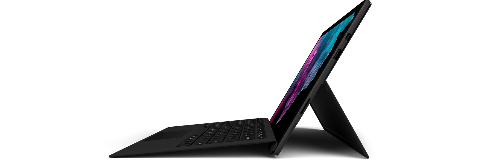 Surface Pro 6 側視圖