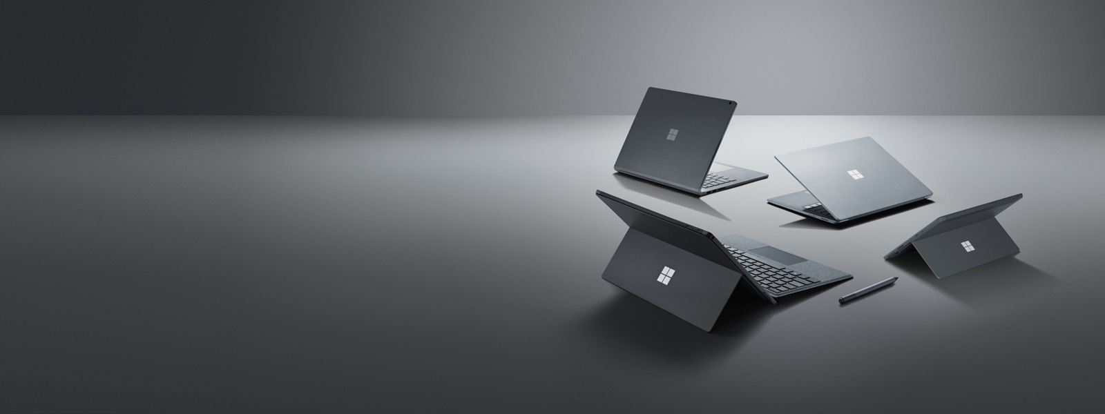 Surface Family – Surface Go and Surface Pro