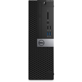 Front view of the Dell Opti 5050