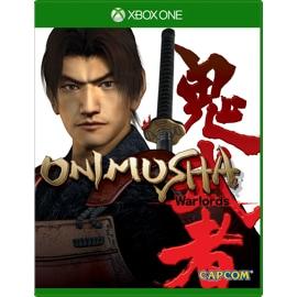 Onimusha Warlords Xbox One game box