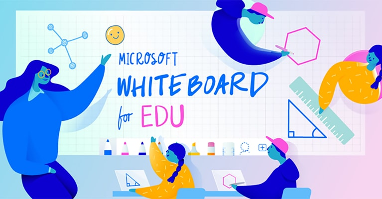 Digital Online Whiteboard App - Microsoft Whiteboard