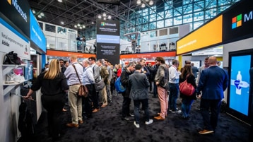 NRF Booth