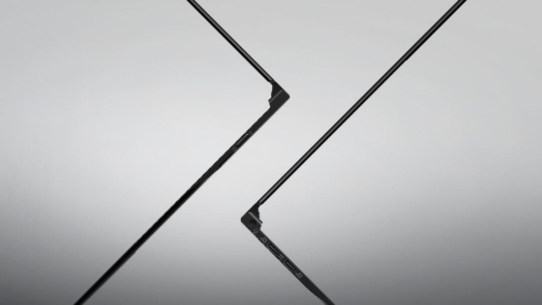 Deux ordinateurs portables Windows10 avec capacité LTE