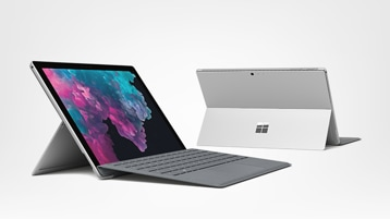 Surface Pro 6 met Type Cover