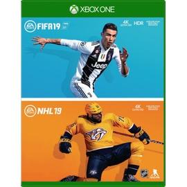 EA FIFA 19 & NHL 19 Bundle CA Xbox One