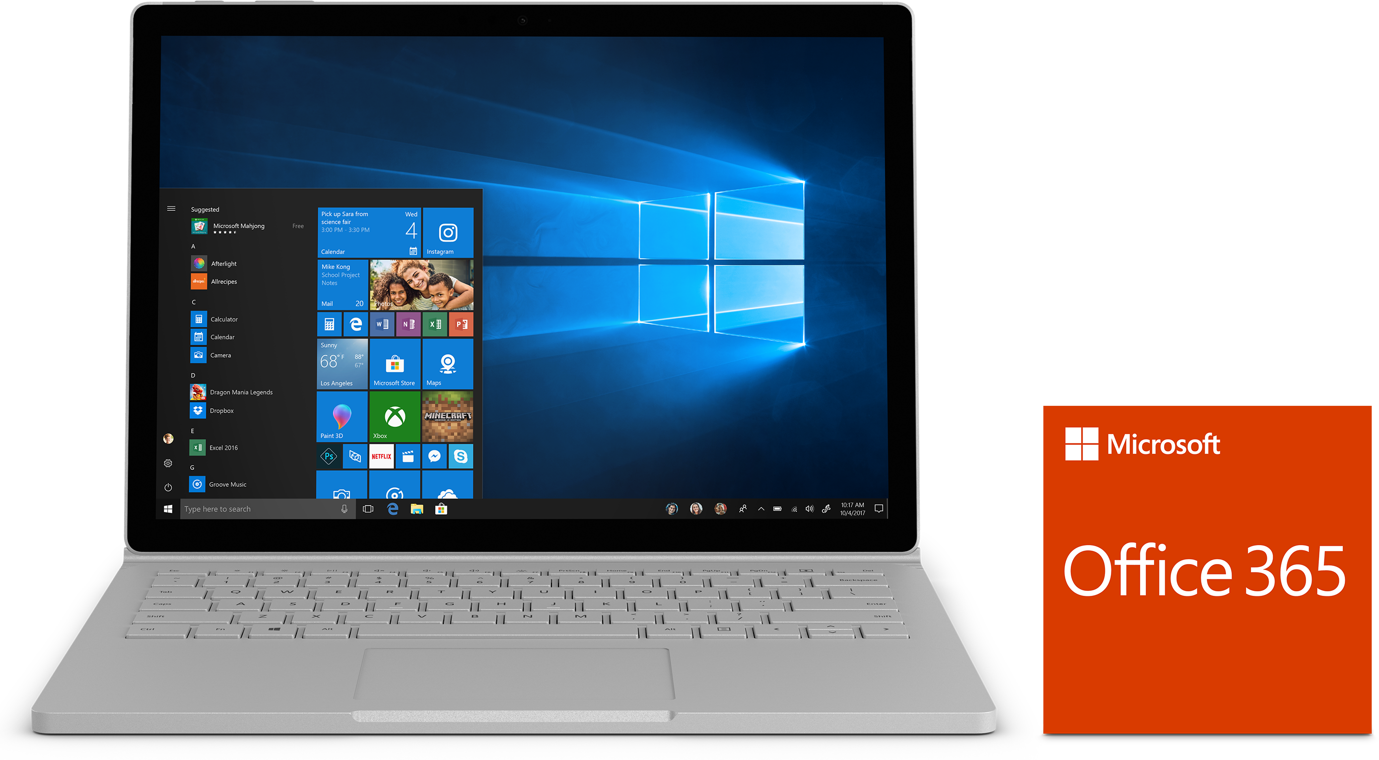 Surface Book 2 Essential Bundle
