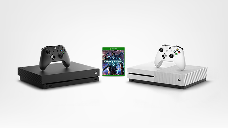Xbox One X, Xbox One S, Crackdown 3