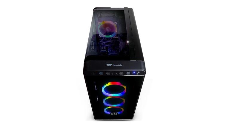 5494e08e1df Buy CyberPowerPC Gamer Supreme Liquid Cool SLC3800MST Gaming PC ...