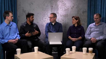 IT Expert Roundtable: Modern collaboration with Microsoft Teams (November 2018)