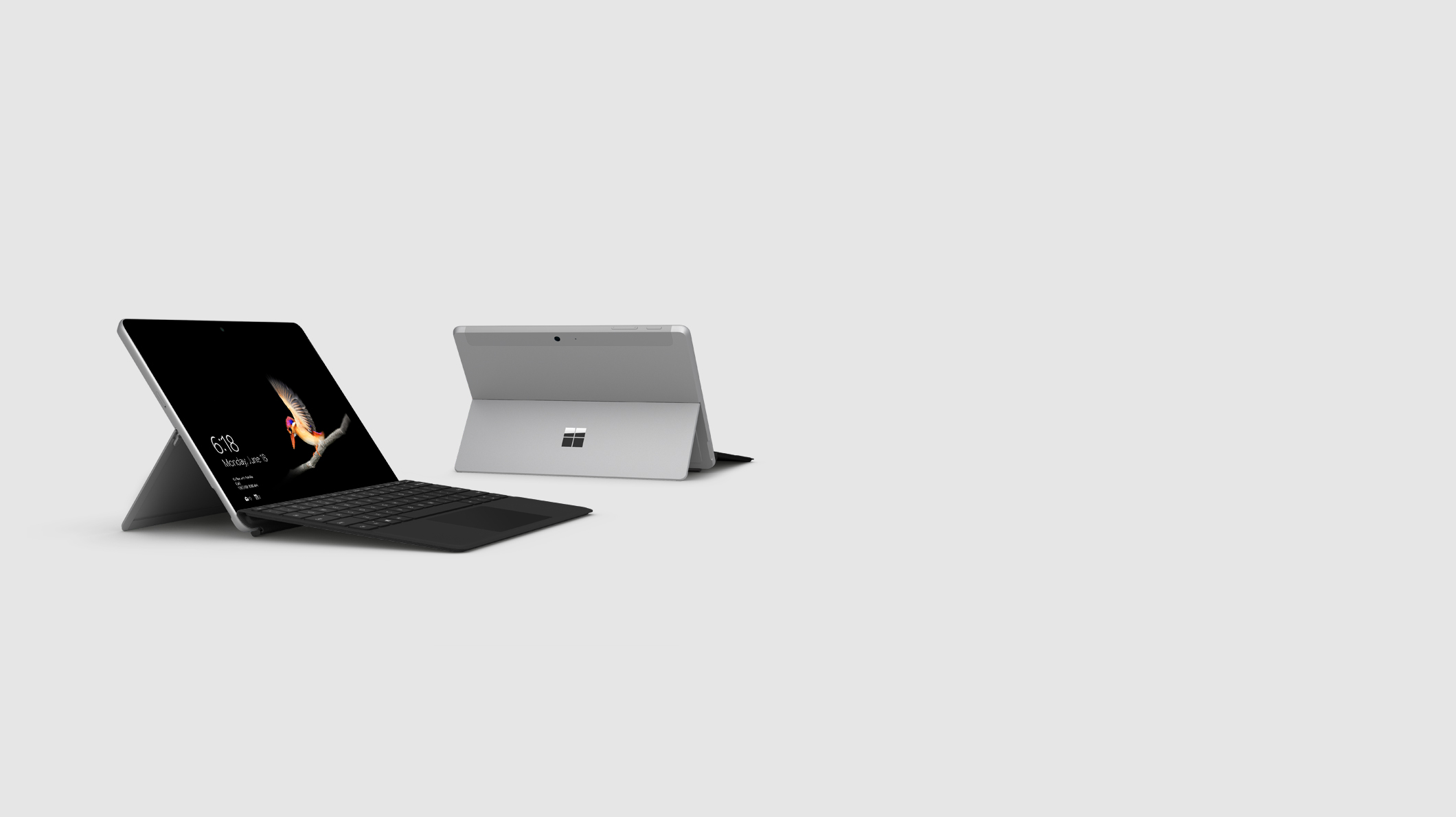 Surface Go avec Clavier Type Cover