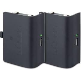 Venom Twin Rechargeable Battery Packs voor Xbox One – Zwart