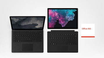 Surface Pro 6, Surface Laptop 2