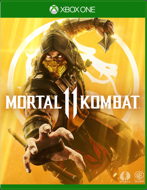 Buy Mortal Kombat 11 for Xbox One - Microsoft Store