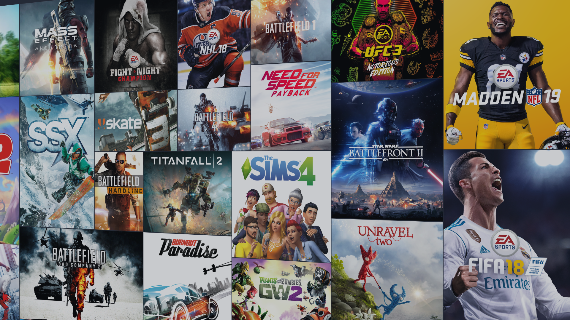 Image result for ea access games