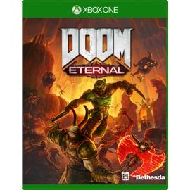 cover art for Bethesda Doom Eternal