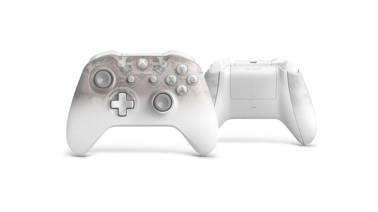Xbox Wireless Controller – Phantom White Special Edition