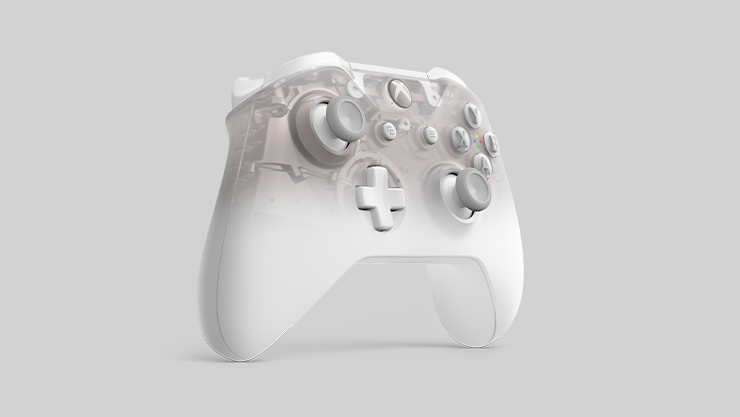 Xbox One Controller Phantom White Special Edition