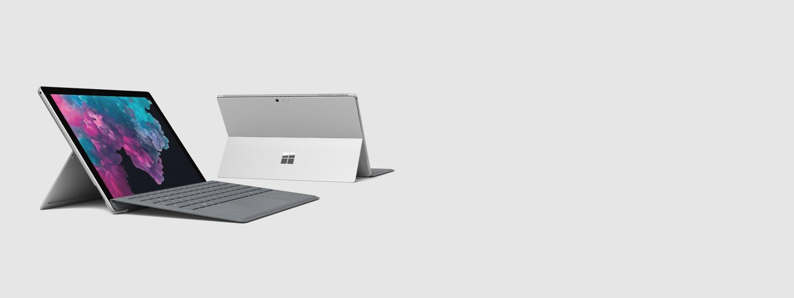Promotion Surface Pro 6 pour entreprises