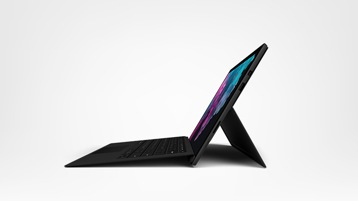 Black Surface Pro 6 + Type Cover CP