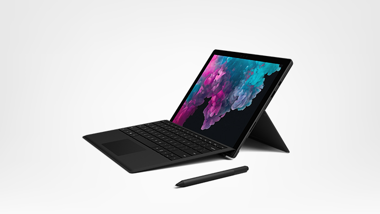 Surface Pro 6, Surface Laptop 2, Surface Book 2