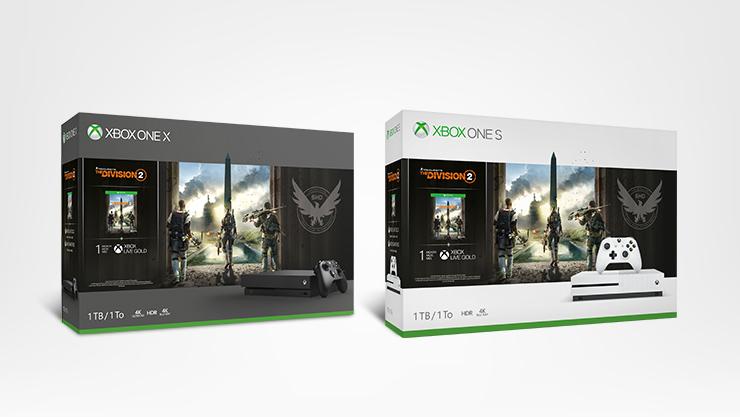 Xbox One X und S Bundles