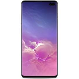 Vista frontal del Samsung Galaxy Beyond2 negro