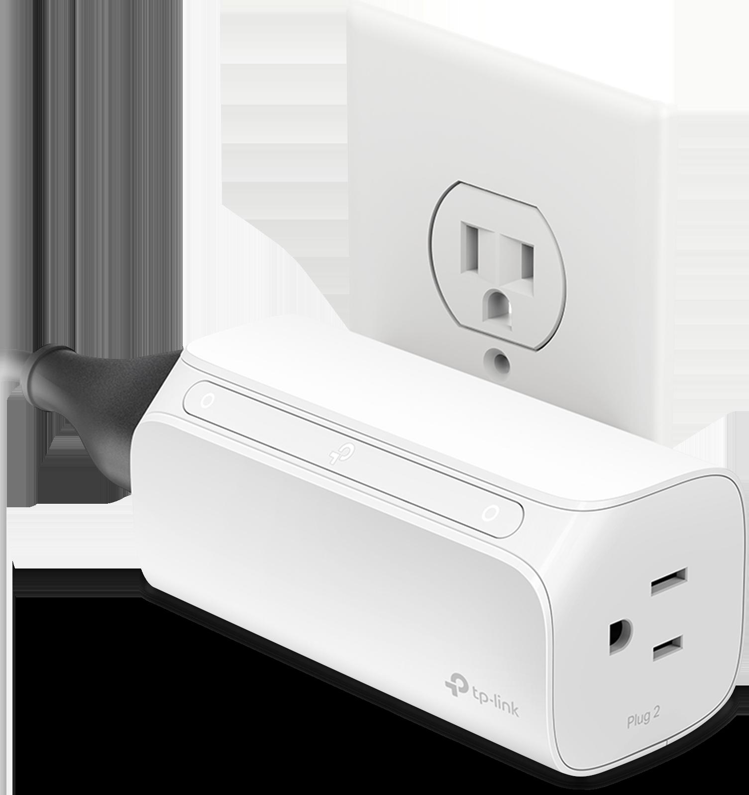 TP-Link Kasa Smart Wi-Fi Plug, 2-Outlets