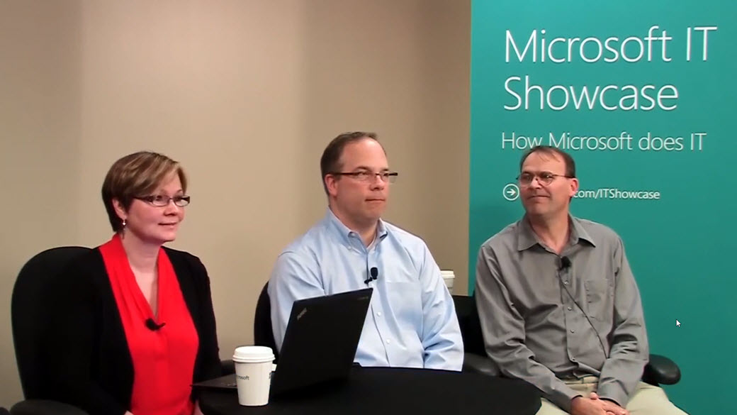 SharePoint at Microsoft (SME Roundtable May 2016)