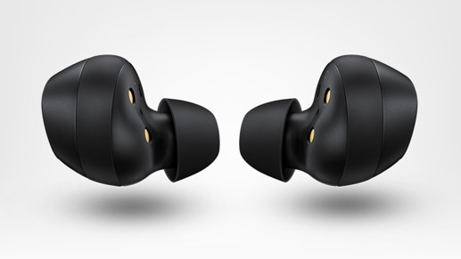 Side view of Samsung Galaxy Buds