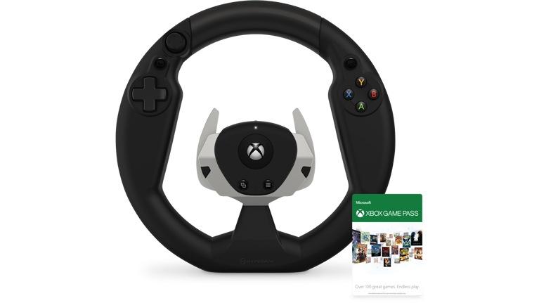 Buy Hyperkin S Wheel Wireless Racing Controller for Xbox One - Microsoft  Store