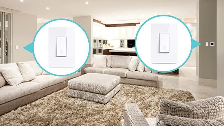 Buy Kasa Smart WiFi Light Switch, Three-Way Kit - Microsoft Store