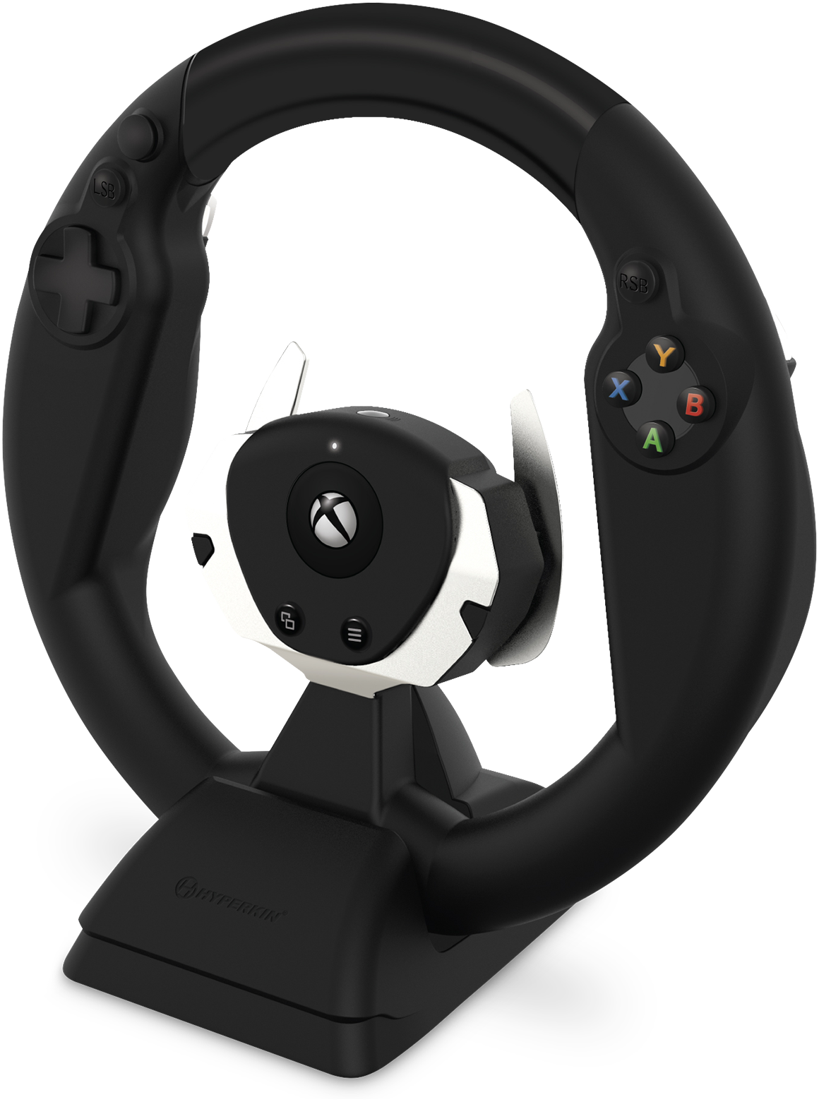 Buy Hyperkin S Wheel Wireless Racing Controller for Xbox One - Microsoft  Store